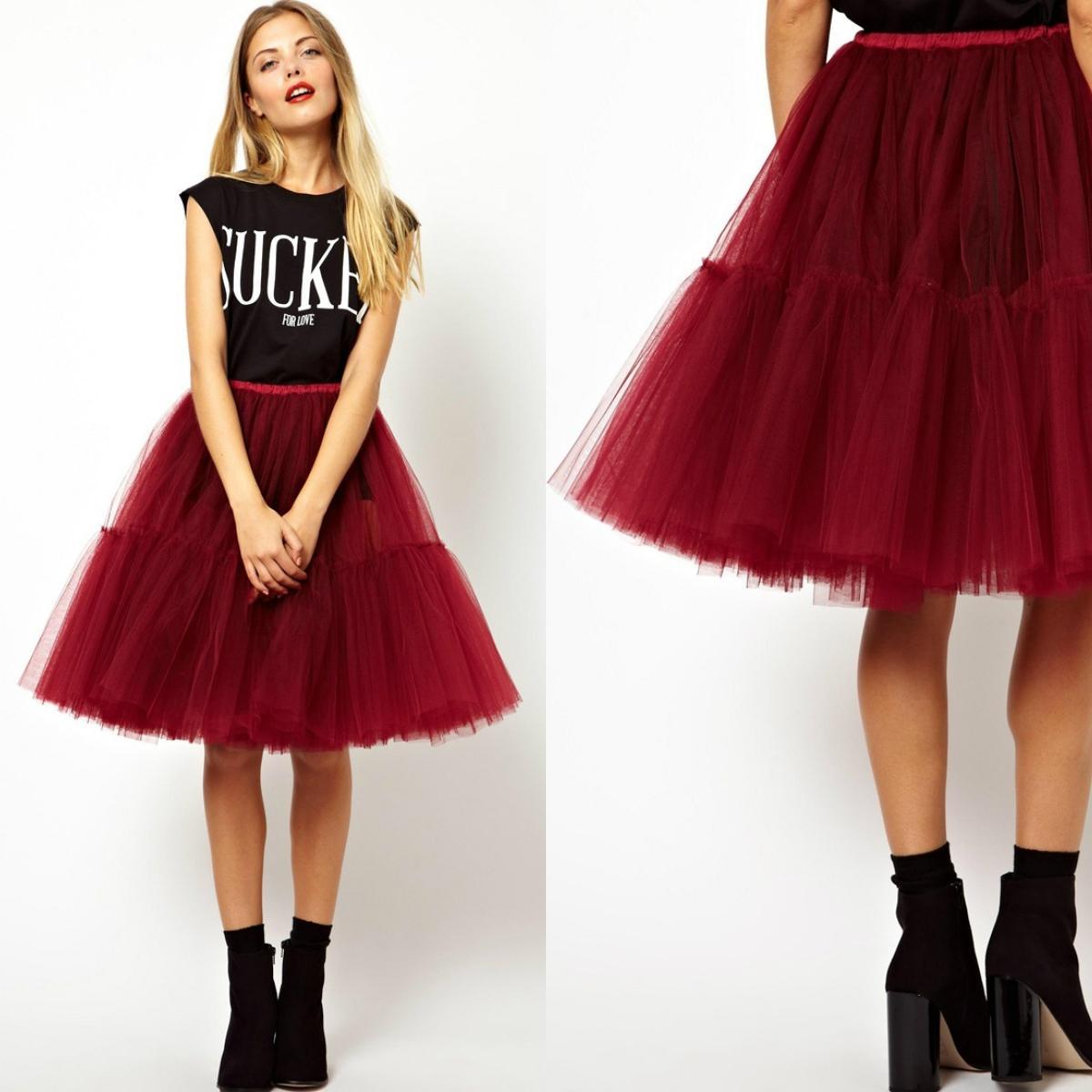 Вечерние платья юбки